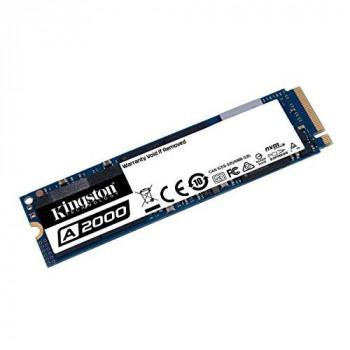 Kingston A2000 (SA2000M8/500G) SSD NVMe PCIe M.2 2280, 500 GB
