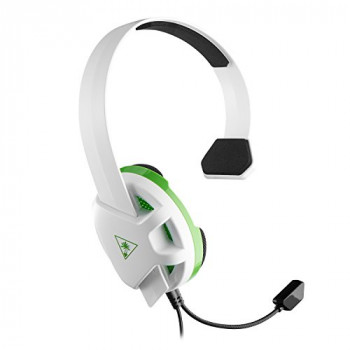 Turtle Beach Recon Chat White Headset - Xbox One, PS4 and PS4 Pro