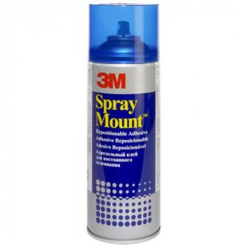 SprayMount YP208060506 Adhesive Spray - 200 ml, Transparent