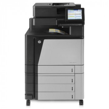 HP LaserJet M880z Laser Multifunction Printer - Colour - Plain Paper Print