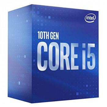 Intel Core i5-10400 (base stroke: 2.90 GHz; socket: LGA1200; 65 watt) box