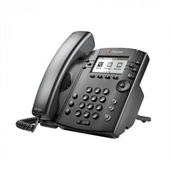 Polycom VVX 311 HD Business Media IP Desk Phone optimised for SFB (No PSU)