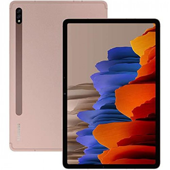 Samsung Galaxy Tab S7 Wi-Fi Android Tablet Mystic - Bronze (UK Version)