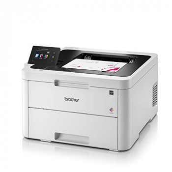 Brother HL-L3270CDW Colour Laser Printer | Wireless & PC Connected | Print & 2 Sided Printing | A4