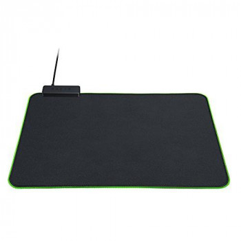 Razer Goliathus Chroma Soft Gaming Mouse Mat with Micro-Textured Cloth Surface, Optimized For All Sensitivity Settings and Sensors, RGB Chroma enabled