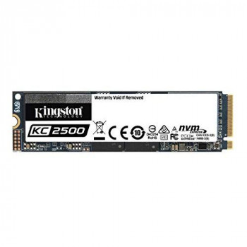 Kingston KC2500 NVMe PCIe SSD -SKC2500M8/1000G M.2 2280