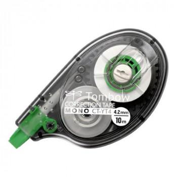 Tombow Mono Correction Tape 4.2mm x10 Metres CT-YT4