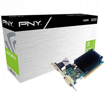 PNY NVIDIA GeForce GT 710 Graphics Card 954MHz 1GB PCI Express