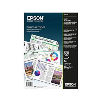 Epson A4 Business Plain Paper (Pack of 500)
