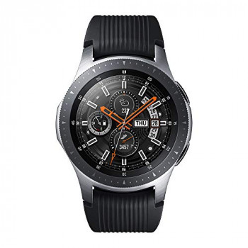 Samsung Galaxy Watch LTE 46mm - Silver (UK Version) SM-R805FZSABTU - UK Version
