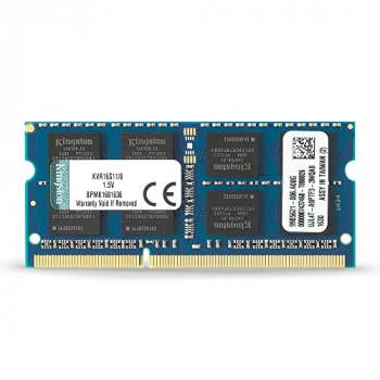 Kingston ValueRAM RAM Module - 8 GB (1 x 8 GB) - DDR3 SDRAM
