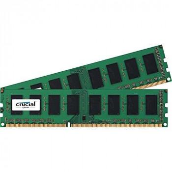 Crucial 8 GB Kit (2 x 4 GB) DDR3L-1600 UDIMM