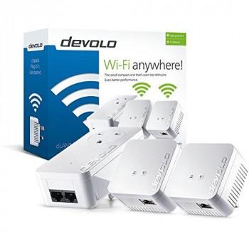 Devolo dLAN Powerline 550 Wi-Fi Network Kit