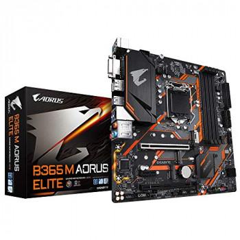 Aorus B365 M AORUS ELITE (Socket 1151/B365 Express/DDR4/S-ATA 600/Micro ATX)