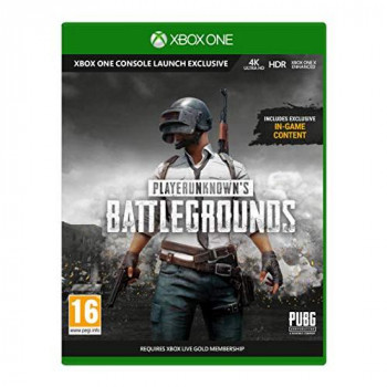 Player Unknowns Battlegrounds (Xbox One)