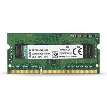 Kingston RAM Module - 4 GB (1 x 4 GB) - DDR3 SDRAM