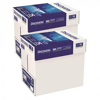 Discovery Paper A4 75gsm 10 reams (5,000 Sheets of Paper)