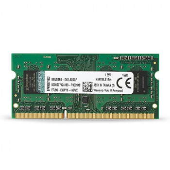 Kingston ValueRAM RAM Module - 4 GB (1 x 4 GB) - DDR3 SDRAM