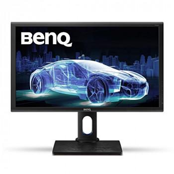 """BenQ Designer PD2700Q - LED monitor - 27"""" - 2560 x 1440 - IPS - 350 cd/m² - 1000:1 - 4 ms - HDMI, DisplayPort, Mini DisplayPort - speakers - black"""