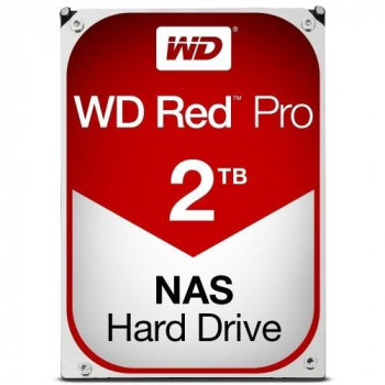 WD Red Pro 2TB SATA 6Gb/s 64mb Cache Internal 8.9 C