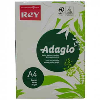 Adagio 30200 A4 80 gsm Rey Paper - Ivory (Pack of 500 Sheets)