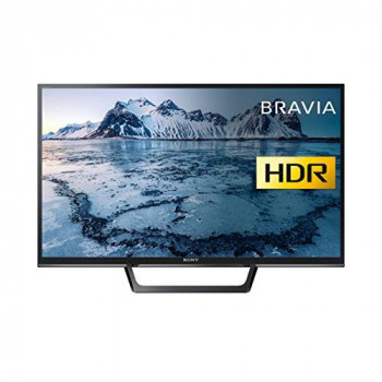 Sony Bravia KDL32WE613 (32-Inch) HD Ready HDR Smart TV (X-Reality PRO, Slim and streamlined design) - Black (2017 Model)
