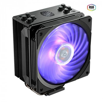 Cooler Master Hyper 212 RGB Black Edition CPU Cooling System
