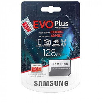Samsung MICROSDXC WITH SD ADAPTER