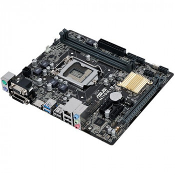 ASUS Intel LGA1151 H110 M-R HDMI Micro-ATX Motherboard
