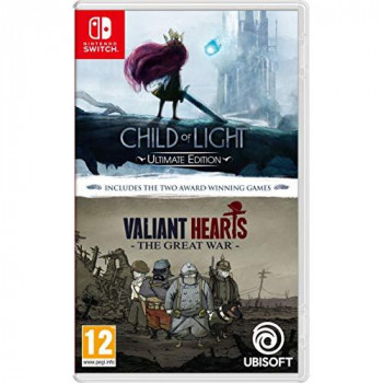 Child Of Light And Valiant Hearts (Nintendo Switch) (Nintendo Switch)