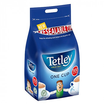 Tetley One Cup Teabags (Pack of 1100)
