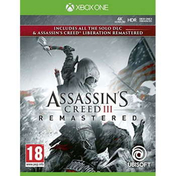 Assassin's Creed III Remastered (Xbox One)
