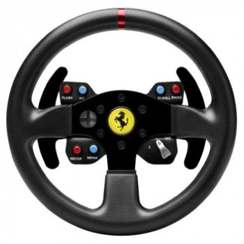 Ferrari GTE Wheel Add-On Ferrari 458 Challenge Edition (PC DVD)