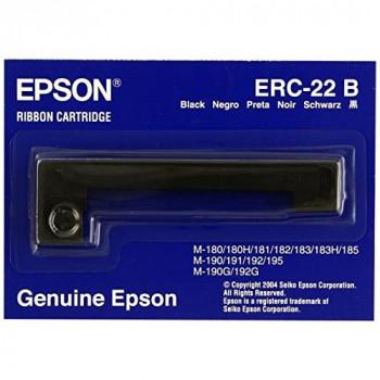Epson ERC-22 Ribbon Cartridge - Black
