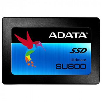 ADATA SU800 512GB 3D-NAND TBW Long-Endurance 560MB/s Read and 520MB/s Write High Speed 2.5 Inch SATA III  Solid State Drive (ASU800SS-512GT-C)