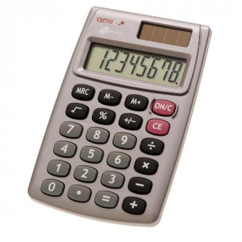 Dieter Gerth 10274 8-Digit Value Genie 510 Pocket Calculator