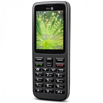 Doro 5516 Sim Free Handset - Black