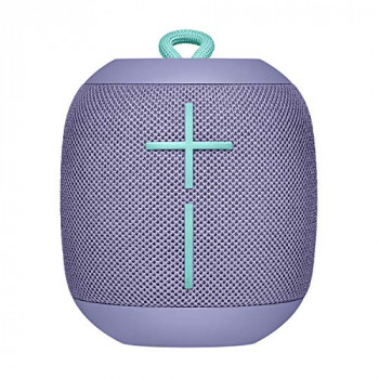 Ultimate Ears WONDERBOOM Bluetooth Speaker Waterproof with Double-Up Connection, Lilac/Purple