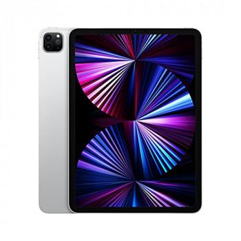 2021 Apple iPad Pro (11-inch, Wi-Fi, 128GB) - Silver (3rd Generation)
