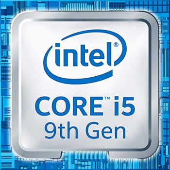 Intel Core I5-9600K CPU 1151 3.7 GHz (4.6 Turbo) 6-Core 95W 14nm 9MB Overclockable NO HEATSINK/FAN Coffee Lake