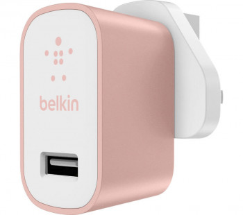 Belkin MIXIT F8M731 AC Adapter for Smartphone, Tablet PC, USB Device, iPhone, iPad