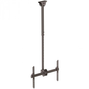 "StarTech.com Ceiling TV Mount - 3.5' to 5' Pole - Full Motion - For 32 to 75"" TVs - Display Ceiling Mount - Pull Down TV Mount"