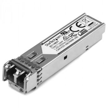 StarTech.com HP JD118B Compatible SFP Module - 1000BASE-SX - SFP Fiber Optical Transceiver - Lifetime Warranty