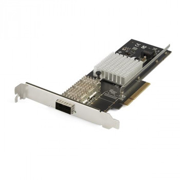 StarTech.com QSFP+ Server Network Card - PCIe 40Gbps - Converged Fiber NIC Adapter - Intel Chip