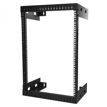 Startech.com 15U Wall Mount Server Rack- Equipment rack - 12 in. Depth