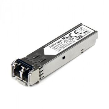 StarTech.com 1000BASE-SX MSA Compliant SFP Module - LC Connector - Fiber SFP Transceiver - Lifetime Warranty - 1 Gbps