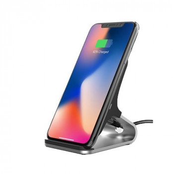 Target Universal Fast Charging Qi Wireless Charging Stand - Black - AFD1803-WKDY005