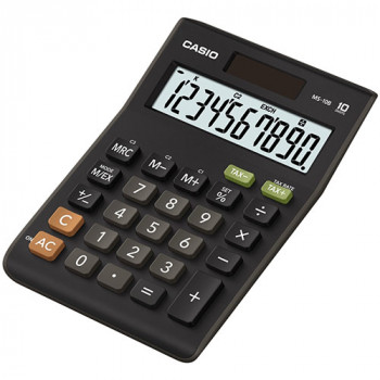 Casio MS-10B 10 Digit Desktop Calc