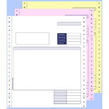 Sage 3 Part Compatible Invoice (Pack of 750)