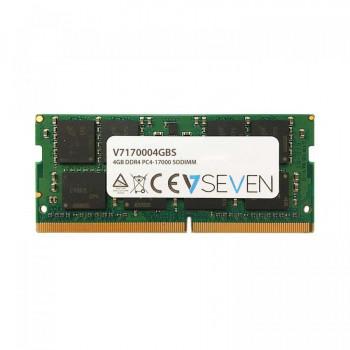 V7 - HYPERTEC 4GB DDR4 2133MHZ CL15 SO DIMM PC4-17000
